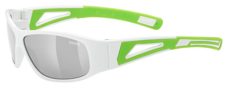 Image of GLASS SP 509 WHITE GREEN