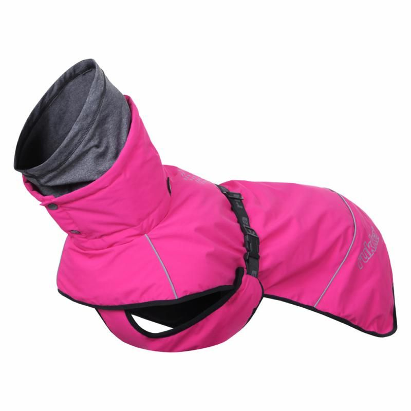 Image of WARM UP COAT HOT PINK 25