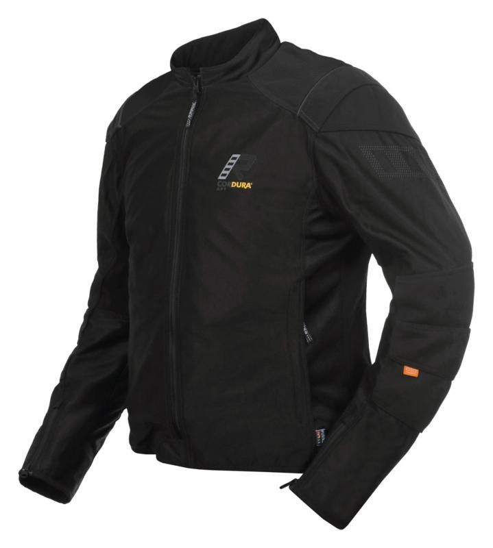 Image of FORSAIR PRO JACKET BLACK 48