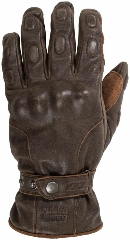 Image of BECKWITH GLOVE D/BROWN 7