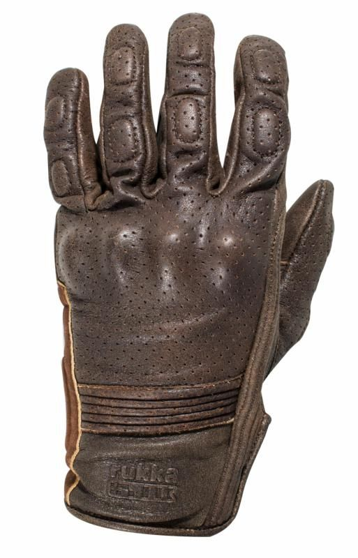 Image of BINGHAM GLOVE D/BROWN 7