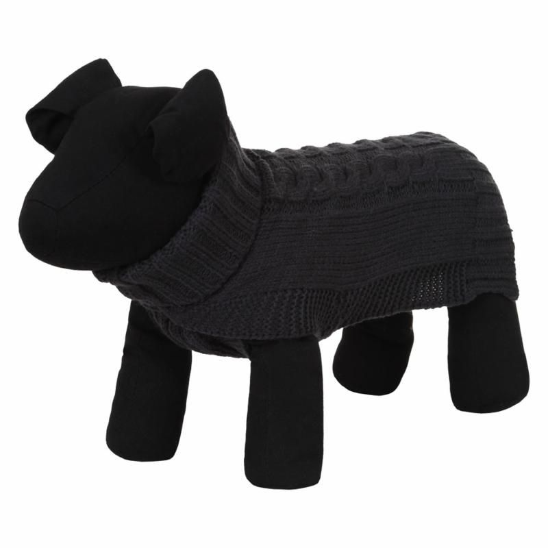 Image of WOOLY KNITWEAR ANTHRACITE LG