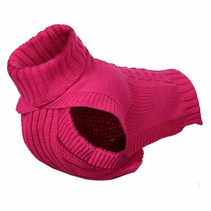 Image of WOOLY KNITWEAR PINK LRG