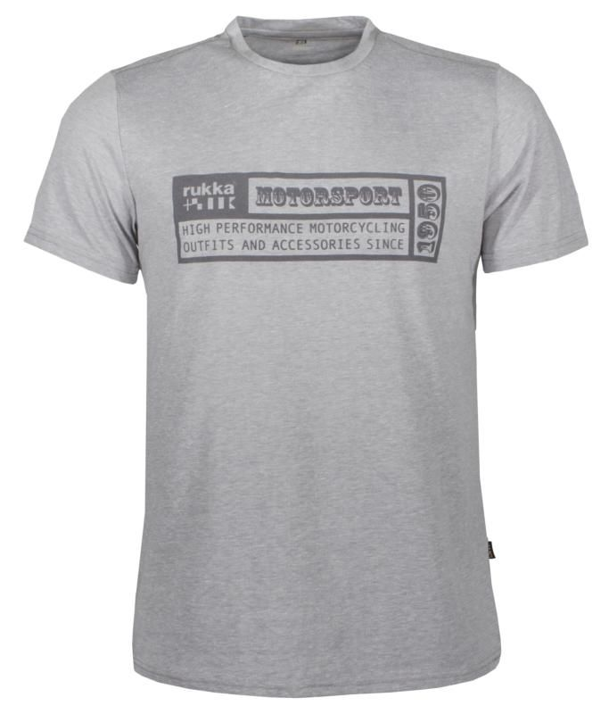 Image of WESTLOCK T SHIRT LGT/GREY 2XL