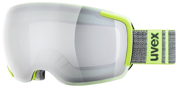 Image of # GOGGLE BIG 40 LIME MAT LM