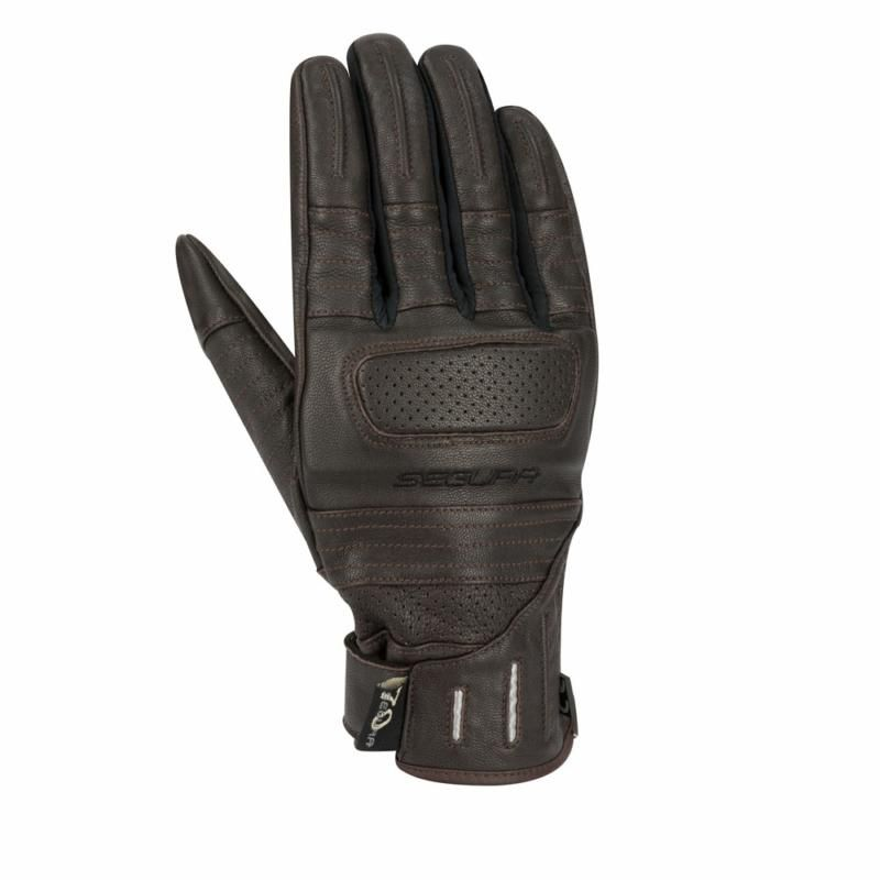 Image of HORSON GLOVE  BROWN/BEIGE T8