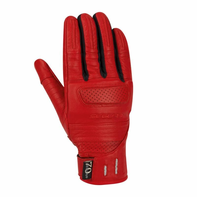 Image of LADY HORSON GLOVE RED T5