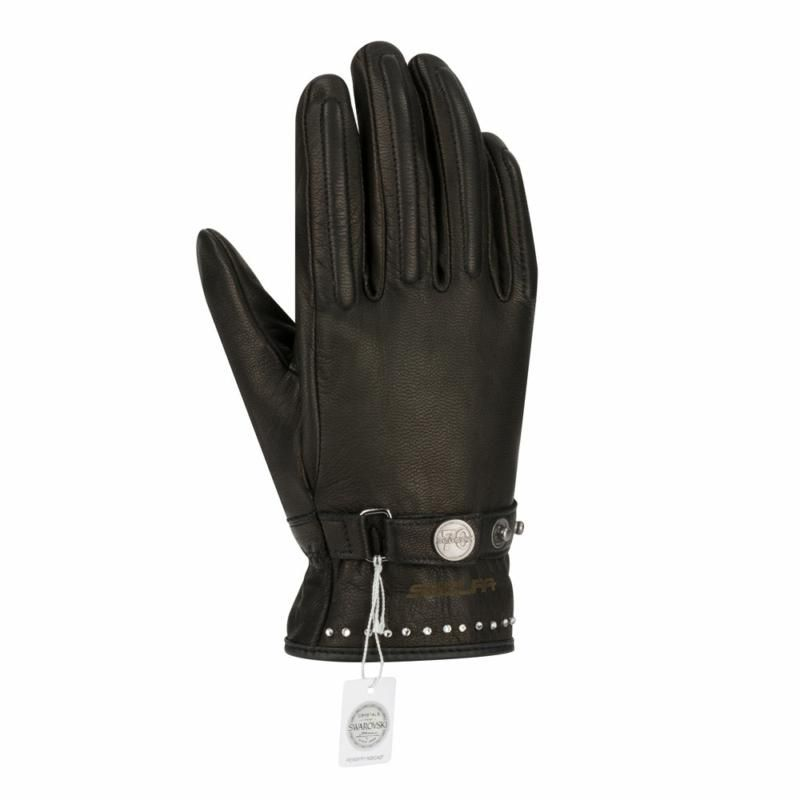 Image of LADY COX CRYSTAL GLOVE BLK T5