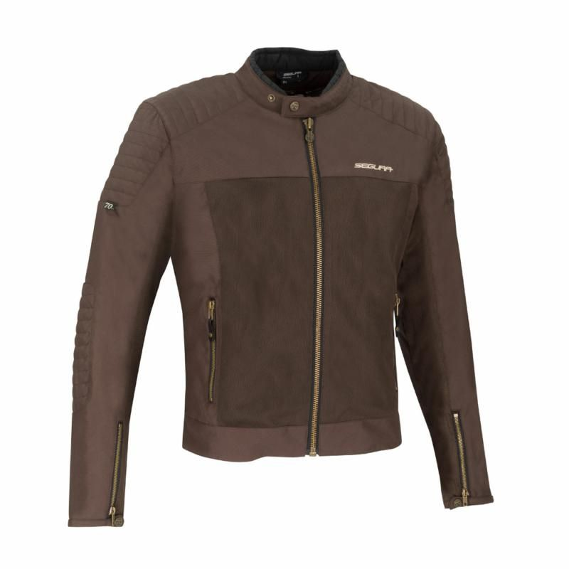 Image of SEGURA OSKAR JACKET BROWN SML