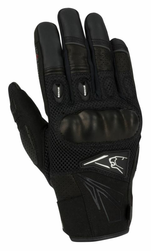 Image of # BERING GLOVE KIF BLACK T8