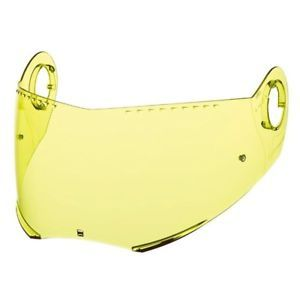 Image of E1 VISOR HIGH DEF YELLOW 53-59