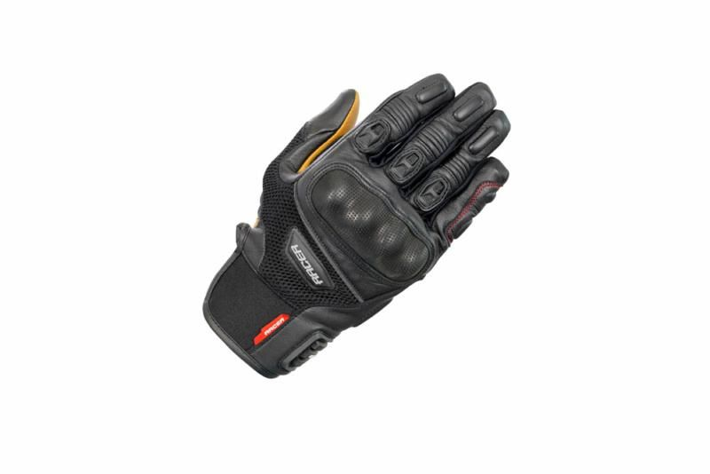 Image of PITLANE GLOVE BLACK/BEIGE SML