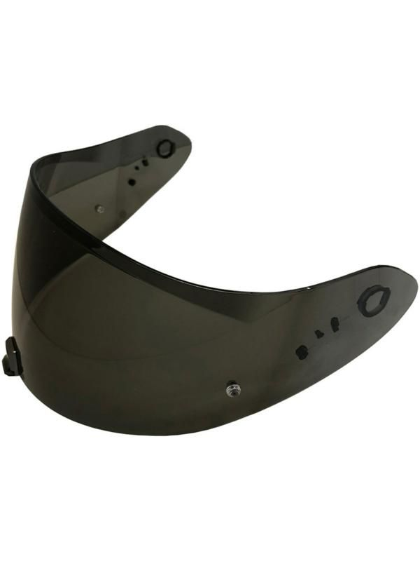 Image of EXO R1 VISOR DARK SMOKE 2D KDF16-2 (CHECK MECHANISM)