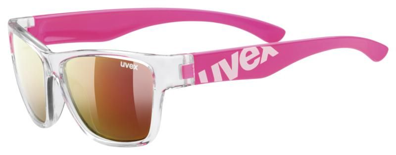 Image of GLASS SP 508 JUN CLEAR PINK