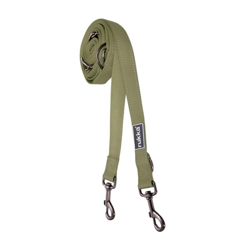 Image of * BLISS MULTI LEASH 570 OLIVE M