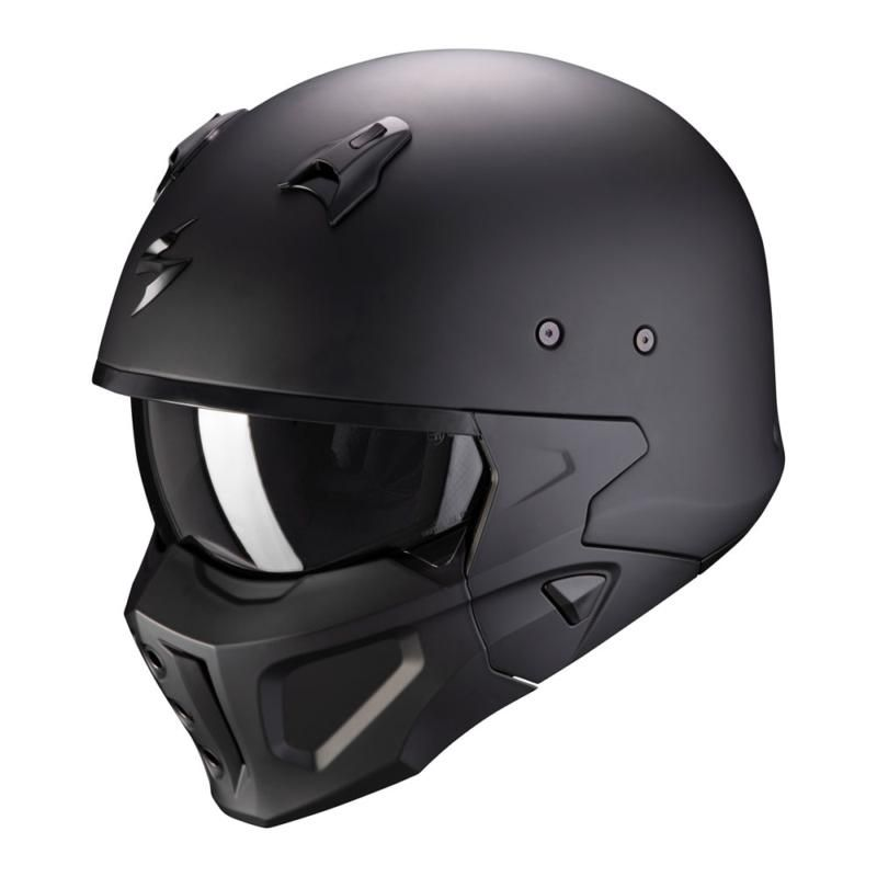 Image of COVERT-X MATT BLACK XS