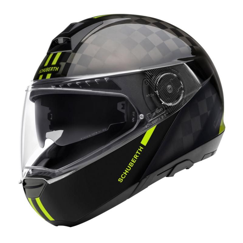 Image of C4 PRO CARBON FUSION YELLOW 53