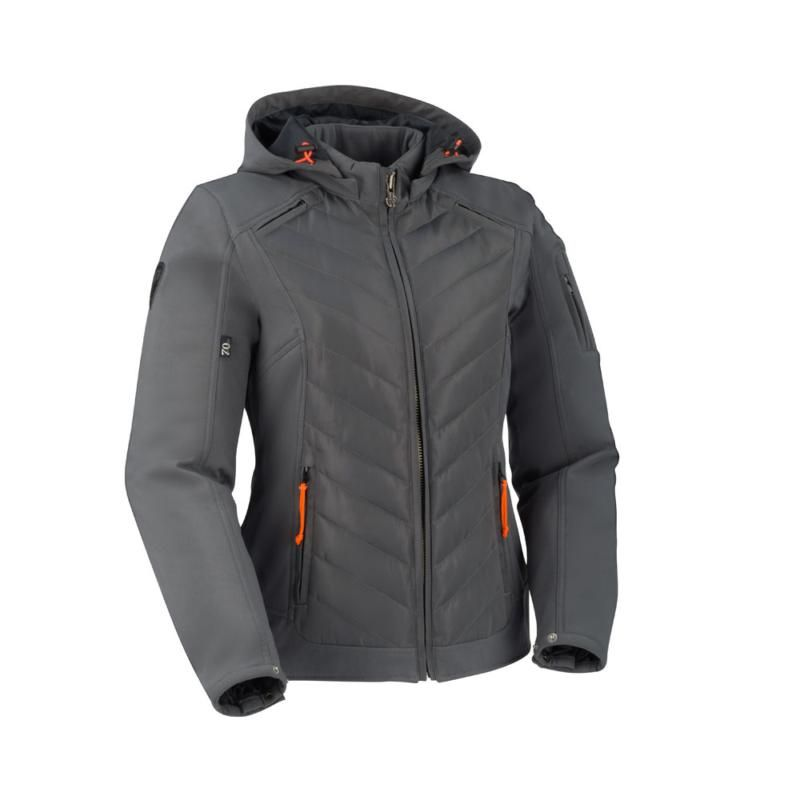 Image of LADY NATCHO JACKET GREY T0