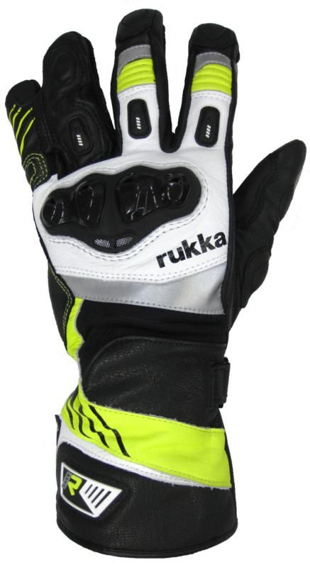 Image of STANCER GLOVE YELLOW 8