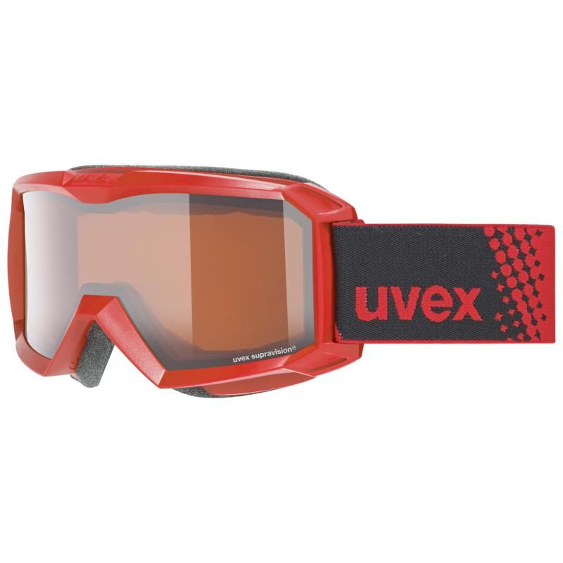 Image of GOGGLE FLIZZ LG RED