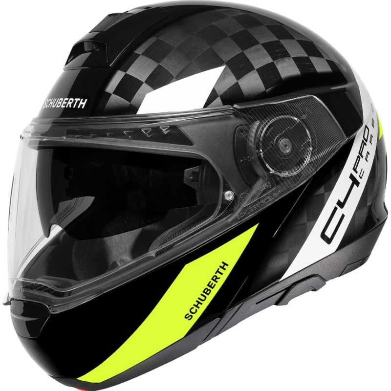 Image of C4 PRO CARBON AVIO YELLOW 53