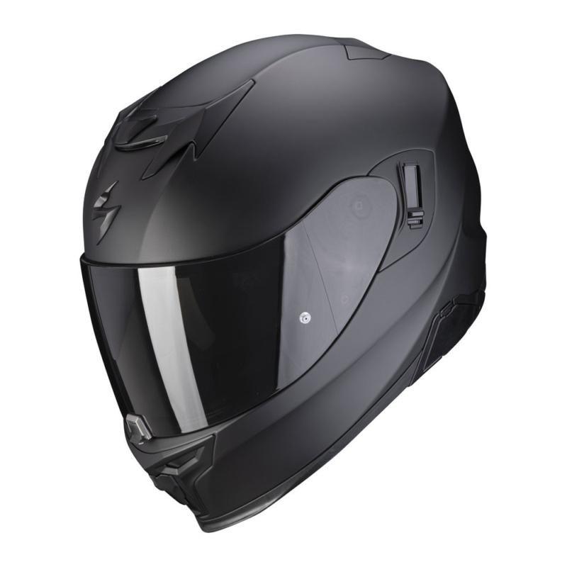 Image of EXO 520 AIR MATT BLACK XS