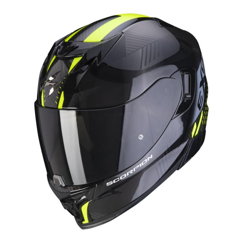 Image of EXO 520 AIR LATEN BLK/YELL XS