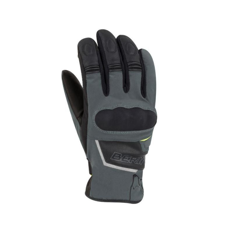 Image of BERING GOURMY GLOVE GREY T08