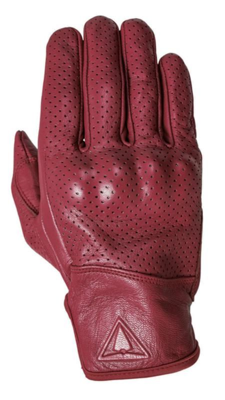 Image of VERANO GLOVE LADY RED SMALL