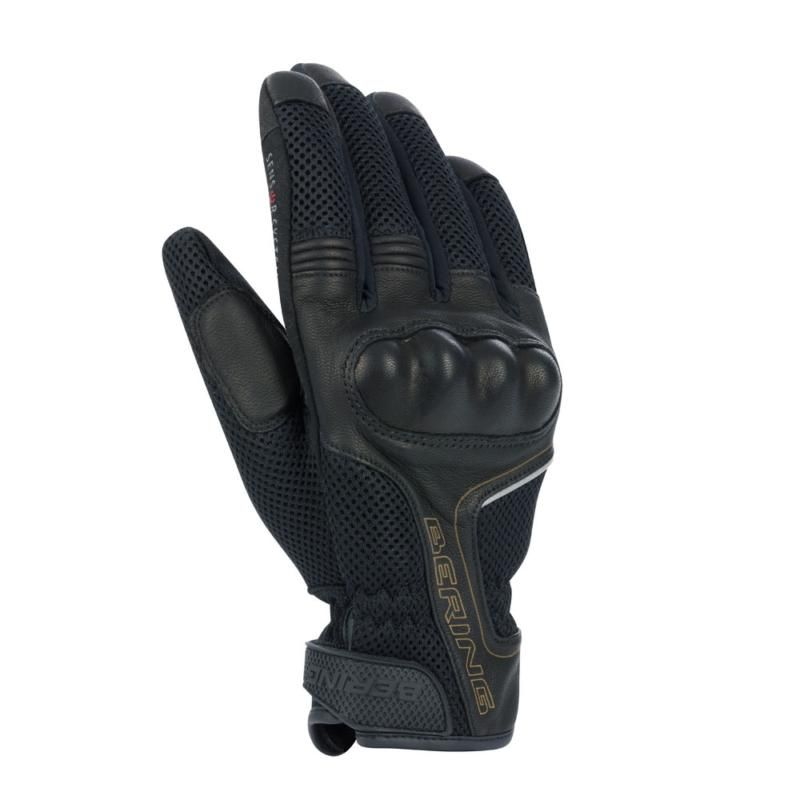 Image of BERING KX-2 GLOVE BLACK T8