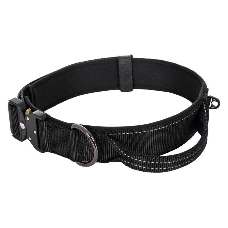 Image of MISSION COLLAR BLACK SMALL