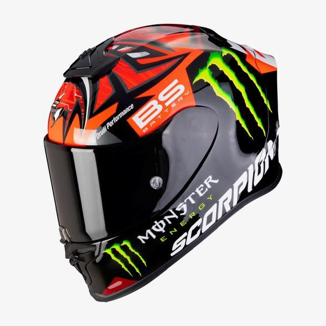 Image of R1 FABIO MONSTER RED XS