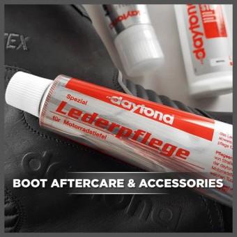 6c275f232e74e4 Daytona Boot Accessories | BikerHeadz
